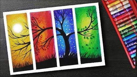 draw pastels